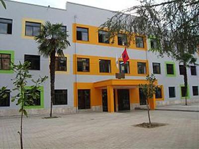 Gjimnazi Petro Nini Luarasi Tirane