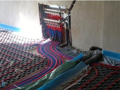 Sisteme ngrohje ne dysheme